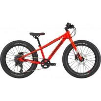 "Велосипед 20+"" Cannondale CUJO Race OS 2020 ARD, красный"