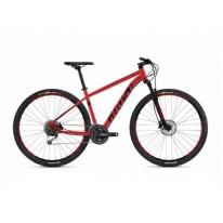 """Велосипед Ghost Kato 4.9 29"""" , красно-черный, 2019"""