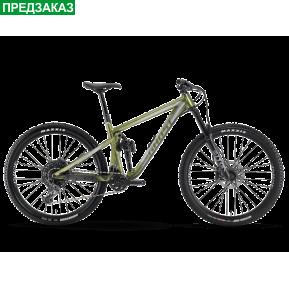 """Велосипед горный 27.5"""" GHOST RIOT AM UNIVERSAL 2021 olive Фото №1"""