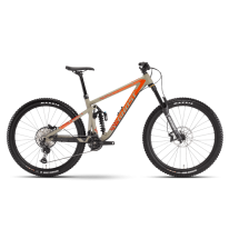 """Велосипед горный 27.5"""" GHOST RIOT EN UNIVERSAL 2021 mud-orange"""