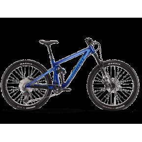 """Велосипед горный 29"""" GHOST RIOT AM ESSENTIAL 2021 blue Фото №1"""