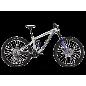 """Велосипед горный 27.5"""" GHOST Riot EN Full Party 2021 grey Фото №1"""