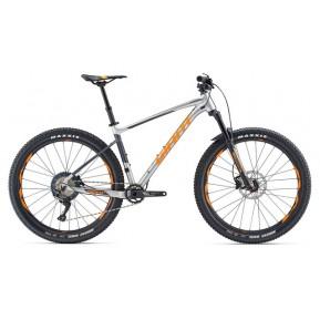 "Велосипед 27,5+"" Giant Fathom 1 серебро- 2019 Фото №1"