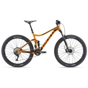"Велосипед 27,5+"" Giant Stance 1 - 2019 Фото №1"