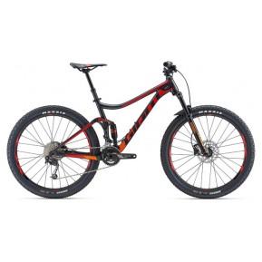 """Велосипед 27,5+"""" Giant Stance 2 метал.чорн - 2019 Фото №1"""