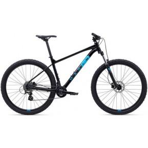 """Велосипед  горный 29"""" Marin BOBCAT TRAIL 3 2022 Gloss Black/Charcoal/Cyan Фото №1"""
