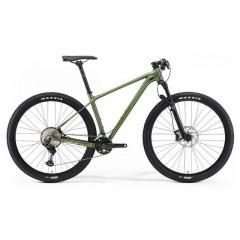 """Велосипед 29"""" Merida BIG.NINE 700 - 2021 Green"""
