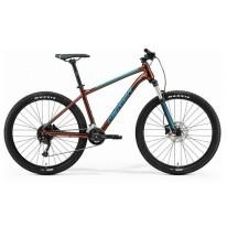 """Велосипед 27,5"""" Merida BIG.SEVEN 100-2X (2021) bronze"""
