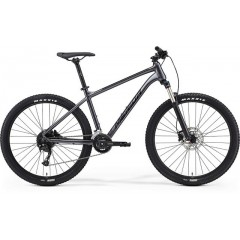 """Велосипед 27,5"""" Merida BIG.SEVEN 100-2X (2021) anthracite"""