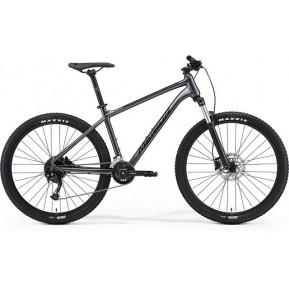 """Велосипед 27,5"""" Merida BIG.SEVEN 100-2X (2021) anthracite Фото №1"""