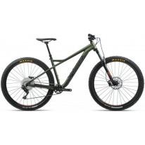 "Велосипед 29+"" Orbea Laufey H30 L Green-Orange 2020"