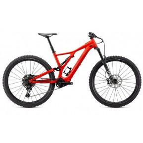 E-Bike Specialized LEVO SL COMP 2020 red Фото №1