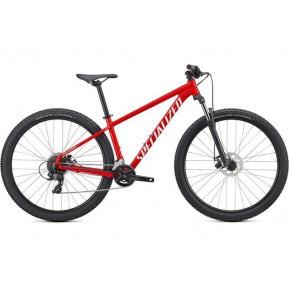 "Велосипед  горный 27.5"" Specialized ROCKHOPPER 2021 red Фото №1"