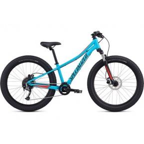 "Велосипед 24"" Specialized RIPROCK COMP 24 NICEBLU/RKTRED/BLK 2019 Фото №1"