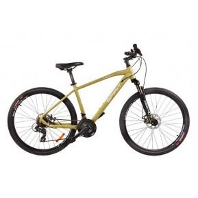 """Горный велосипед 27.5""""  Spirit Echo 7.1 27,5"""",, песочно-бежевый, 2021 Фото №1"""