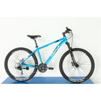 "Велосипед горный 27.5"" Trinx M136 Elite 2021 Blue-black-blue"
