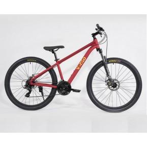 """Велосипед 27,5"""" Vento Monte  2020 BORDEAUX SATIN  Фото №1"""