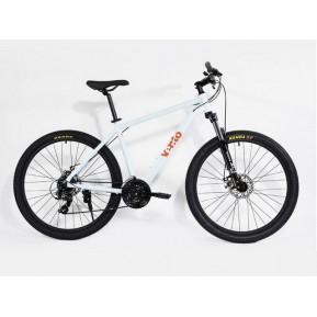 """Велосипед 27,5"""" Vento Monte  2020 light  grey gloss Фото №1"""