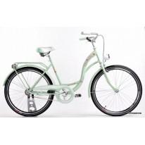 "Городской велосипед 26"" ANTONIO VANESSA Mint 2016"