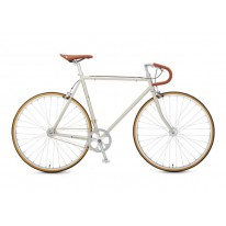 """Городской велосипед 28"""" Chappelli VINTAGE SINGLE хром-молибден Midas 2016"""