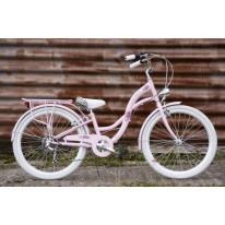 """Детский велосипед 24"""" Lavida Selena 24 Pink 2016"""