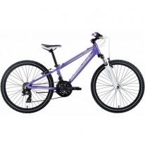"Детский велосипед 24""  Winora Dash 26"" 21-G Tourney, рама 35 см, антрацит, 2021"