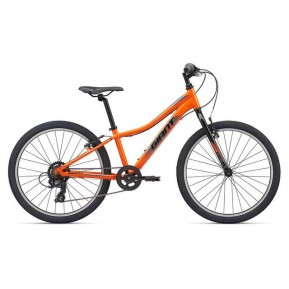 """Велосипед горный 24"""" Giant XTC Jr 24 Lite orange 2020 Фото №1"""