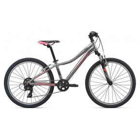 "Велосипед горный 24"" Liv Enchant 24 charcoal 2020 Фото №1"