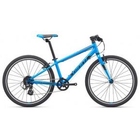 """Велосипед горный 24"""" Giant ARX 24 blue 2020 Фото №1"""