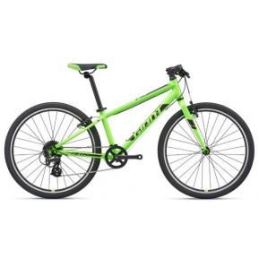 """Велосипед горный 24"""" Giant ARX 24 green 2020 Фото №1"""