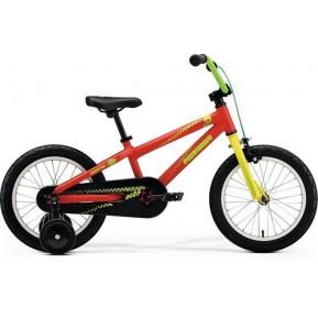 "Велосипед детский 16"" Merida MATTS J red  Фото №1"