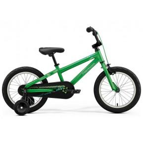 "Велосипед детский 16"" Merida J.16 GREEN 2020 Фото №1"