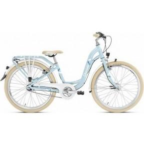 "Велосипед 24"" от 8 лет Puky Велосипед Puky Skyride 24-7 Alu cyan 4871 Фото №1"