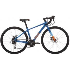 "Велосипед 26"" Pride ROCX 6.1 синий 2021 Фото №1"