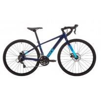 """Велосипед 27,5"""" Pride ROCX 7.1 рама - XS синий 2020"""