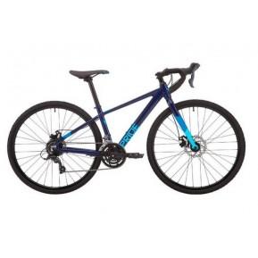 """Велосипед 27,5"""" Pride ROCX 7.1 рама - XS синий 2020 Фото №1"""