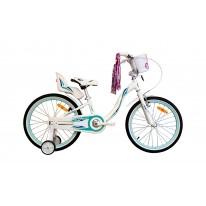 "Велосипед детский 16"" VNC Miss 16 2021 blue"