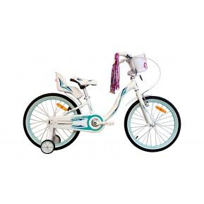 "Велосипед детский 16"" VNC Miss 16 2021 blue Фото №1"