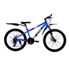 """Велосипед 24""""  Vento Storm 24 2020 Blue Gloss Фото №1"""