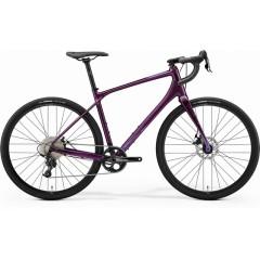 """Гравийный велосипед 28"""" Merida Silex 300 фиолетовый - 2021"""