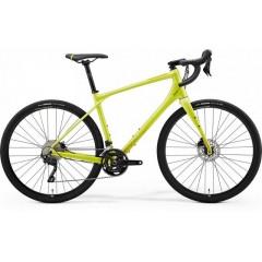 """Гравийный велосипед 28"""" Merida Silex 400 2021light lime"""