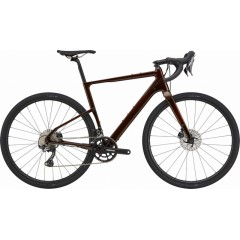 """Велосипед грэвел 28"""" Cannondale TOPSTONE Carbon 2 (2021)saber"""