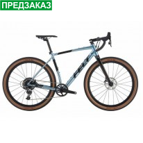 """Велосипед гравийник 27,5"""" Felt BREED 20 STEEL BLU 56см"""