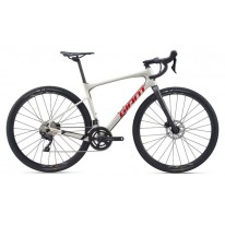"Велосипед 28"" Giant Revolt Advanced 2 grey 2020"