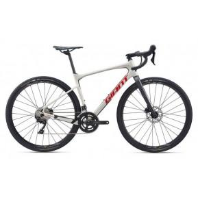 "Велосипед 28"" Giant Revolt Advanced 2 grey 2020 Фото №1"
