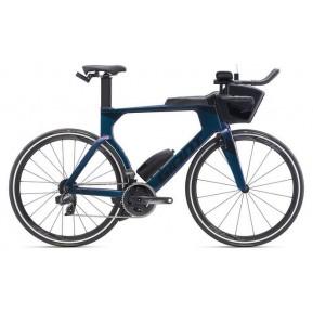 "Велосипед 28"" Giant Trinity Advanced Pro 1 blue 2020 Фото №1"