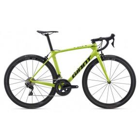 "Велосипед 28"" Giant TCR Advanced Pro 2 2020 Lime Фото №1"