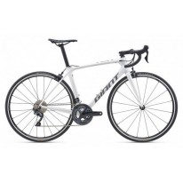 "Велосипед 28"" Giant TCR Advanced 1 King of Mountain 2020 white"