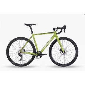 "GRAVEL велосипед 28"" Head PICTON 2  army green matt Apex Фото №1"