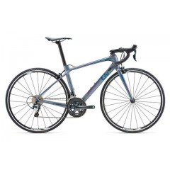 Велосипед Liv Langma Advanced 3 серебро 2018